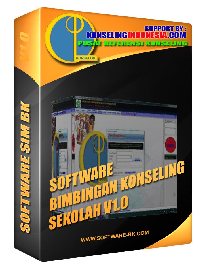 Software Bimbingan Konseling Sekolah
