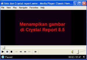 gambar di crystal report
